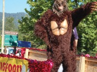 2010 marks the 50th anniversary for Bigfoot Days in the town of Willow Creek. / Photo by Kay Heitkamp.