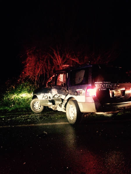 20-50 Police Crash