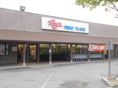 The Hoopa Valley Tribe contracted with the Arcata-based community development firm, Greenway Partners to assist with further development of the grocery store./TRT file photo.